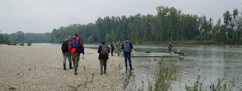 Terenski obilazak rijeke Drave