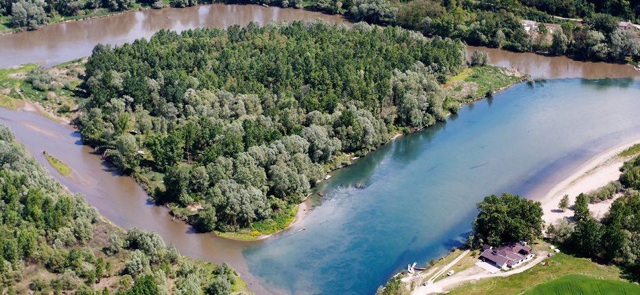 Rijeka Drava © Goran Šafarek