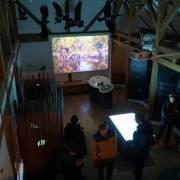 Sudionici radionica također su uživali u posjetu interaktivnom informativnom centru Parka prirode Kopački rit